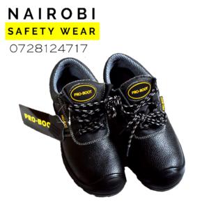 proboot safety shoe low cut