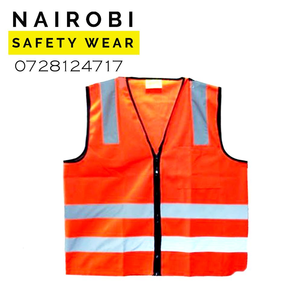 Reflector jacket nairobi